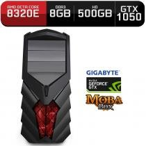 Computador Neologic Gamer Moba Box Octa Core Amd FX8320E,  Gtx 1050, 8Gb, 500Gb - Nli68655 -