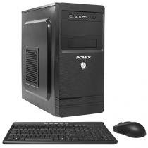 Computador PC Mix L3300 Intel Dual Core - 4GB 500GB Linux