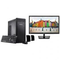 "Computador Positivo Premium DR8560 Intel Core i5 - 4GB 1TB Windows 10 + Monitor LG LED 19,5"""