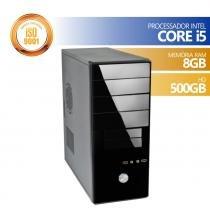 Computador Premium Brazil I5 8gb 500gb -