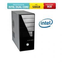 COMPUTADOR PREMIUM BUSINESS  INTEL DUAL CORE 2.41GHZ 8GB 500GB - PREMIUM