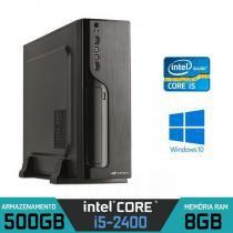 Computador Slim Intel Core i5 8GB Ram HD 500GB Windows 10 - Alfatec