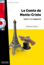 Comte de monte cristo t 02 + cd audio mp3 - Hachette franca