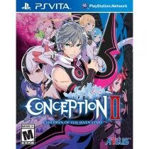 Conception ii: children of the sevens star - ps vita - Sony