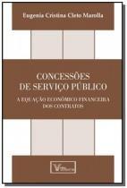 Concessoes de servico publico: a equacao economico - Verbatim