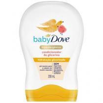 Condicionador Infantil Baby Dove  - Hidratação Glicerinada 200ml