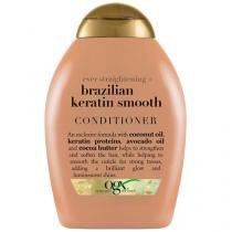 Condicionador Ogx Brazilian Keratin Smooth - 250ml
