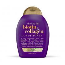 Condicionador para Cabelo Sem Volume Biotin e Colágeno - 385ml - Organix