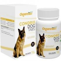 Condrix dog tabs 1200mg (72g) - organnact -