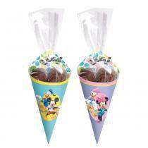 Cone Festa Páscoa Disney c/12 - Cromus -