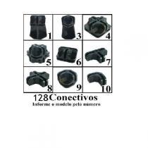 Conectivo Conector Para Balcão De Vidro 100 Conectivo+28 Pés - Ademaq
