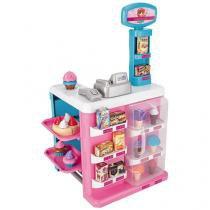 Confeitaria Infantil Coleção Meg - Confeitaria Mágica Magic Toys 25 Peças