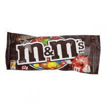 Confeito de chocolate mms chocolate ao leite 52g - Mms