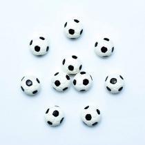 Confeitos de Açúcar Mini Bola Futebol 10 unidades - Festabox