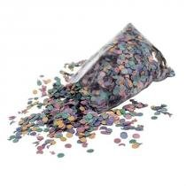 Confetes Saco c/ 7200g 60 pctes de 120g - Festabox
