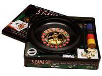 Conjunto com 5 Jogos - Incasa FN0008