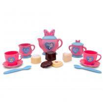 Conjunto de Atividades - Jogo de Chá com Bolsa - Disney - Princesas - Toyng -