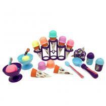Conjunto de Atividades - Kit de Comidinhas - Disney - Frozen - Toyng -