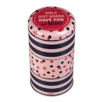 Conjunto de Latas Girls Fun Uatt -