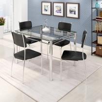 Conjunto de Mesa com 4 Cadeiras Mobisul - México