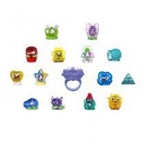 Conjunto de Mini Figuras - Hanazuki - Anel e Coleção de Tesouros - Hasbro - Hasbro