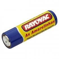 Conjunto de Pilhas As Amarelinhas R6 AA Pequena 60 Unidades - Rayovac - Rayovac