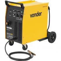 Conjunto de solda mig 300 amperes trifásica (220V) - Vonder