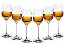 Conjunto de Taças para Vinho Tinto 6 Peças - Rona Charme