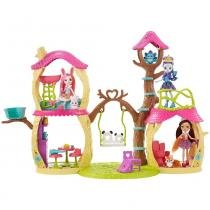 Conjunto Enchantimals Casa dos Pandas - Mattel - Mattel