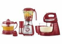 Conjunto Especial Gourmet RED Premium INOX 220V Mondial - KT -