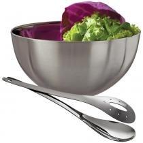 Conjunto Inox para Salada 3 Peças Euro -