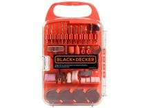 Conjunto para Micro Retifica 175 Peças  - BlackDecker BDA3037-LAC
