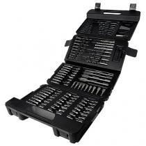 Conjunto para Parafusar e Furar 129 Peças - Black&Decker A7211-XJ