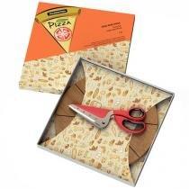 Conjunto para Pizza 2 Peças Tramontina - Cutelaria 25099/717