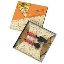 Conjunto para Pizza 3 Peças Tramontina - Cutelaria 25099/716