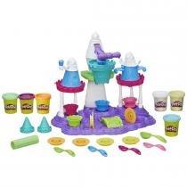Conjunto Play-Doh Castelo de Sorvete B5523 - Hasbro - Hasbro