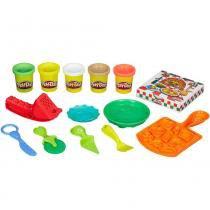 Conjunto Play-Doh Festa da Pizza B1856 - Hasbro - Hasbro