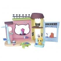 Conjunto Playset Pet Café - Littlest Pet Shop - Hasbro - Hasbro