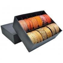 Conjunto Pulseiras Ouro  Orange com 12 Original Trevisan Concept 7cm x 7cm x 0cm -