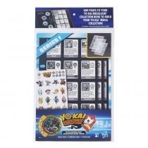 Conjunto Refil - Páginas de Coleção - Yo-kai - Hasbro -