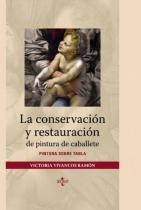 Conservacion y Restauracion de Pintura de - Tecnos