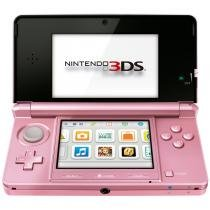 Console Nintendo 3DS - Pearl Pink - Nintendo