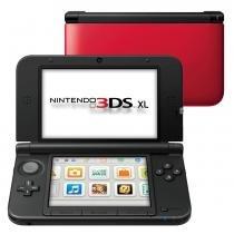 Console Nintendo 3DS XL - Red/Black - Nintendo