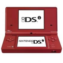 Console Nintendo DSi - Matte Red - Nintendo