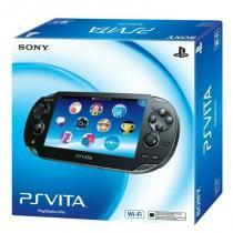 Console PCH-2016 Sony PS Vita Slim Preto - Sony