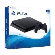 Console PlayStation 4 Slim 1TB - Sony -