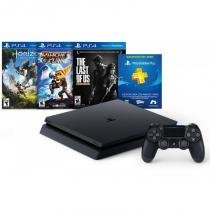 Console Playstation 4 Slim 500Gb Bundle Hits - Sony
