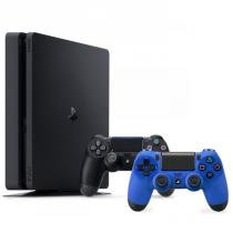 Console Playstation 4 Slim 500GB com 2 controles - Sony - Sony
