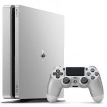 Console PS4 Slim 500Gb Silver Sony - Sony