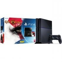 Console Sony Playstation 4 500GB God of War III Remasterizado - SONY